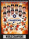 Encore 9x12 Plaque - 2017 World Series Champions Houston Astros