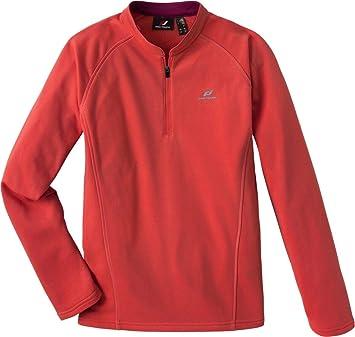 Pro Touch Damen Laufshirt langarm Shirt RIOLA III red violet
