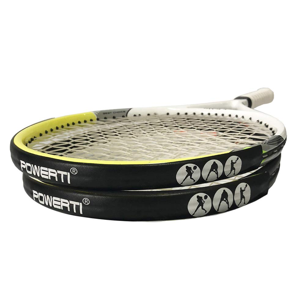 Amazon.com : Connoworld Tennis Dedicated Racket Head Protector Racquet for Impact and Friction Stickers : Sports & Outdoors
