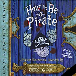 How to Be a Pirate Hörbuch