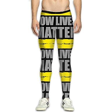 Amazon.com: Pantalones de yoga para hombre, de la marca Tow ...