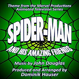 Spiderman cartoon theme song mp3 download