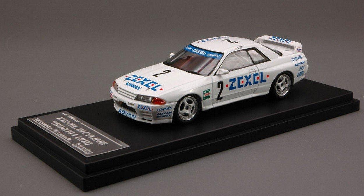 HPI 8140 Nissan Skyline R32 GT-R Godzilla Zexel Zexel Zexel  2 1992 9a9976