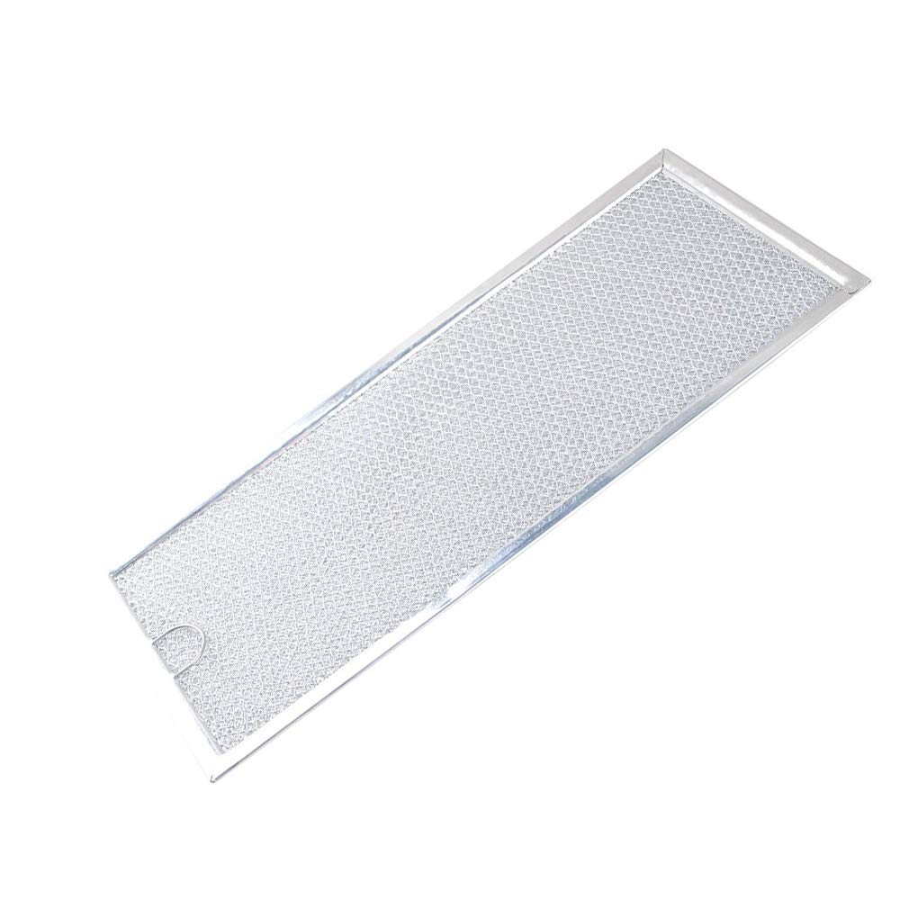 WB06X10596 Grease Filter Replaces 1085087 AP3792368 WB06X10596 Compatible with GE General Electric Hotpoint Microwave Range Hood (1)