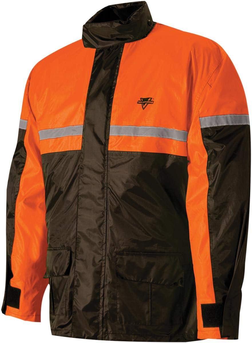 Nelson-Rigg SR6000ORG074X Stormrider Rain Suit Orange, 4X-Large