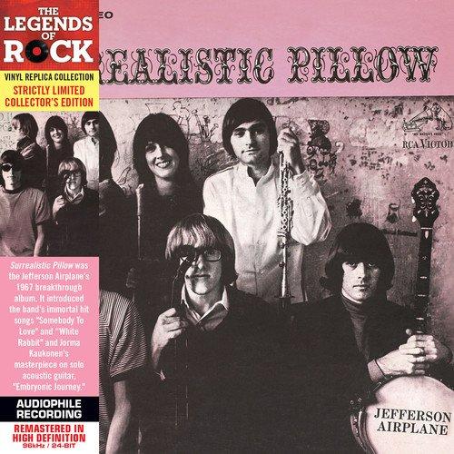 Surrealistic Pillow - Cardboard Sleeve - High-Definition CD Deluxe Vinyl Replica