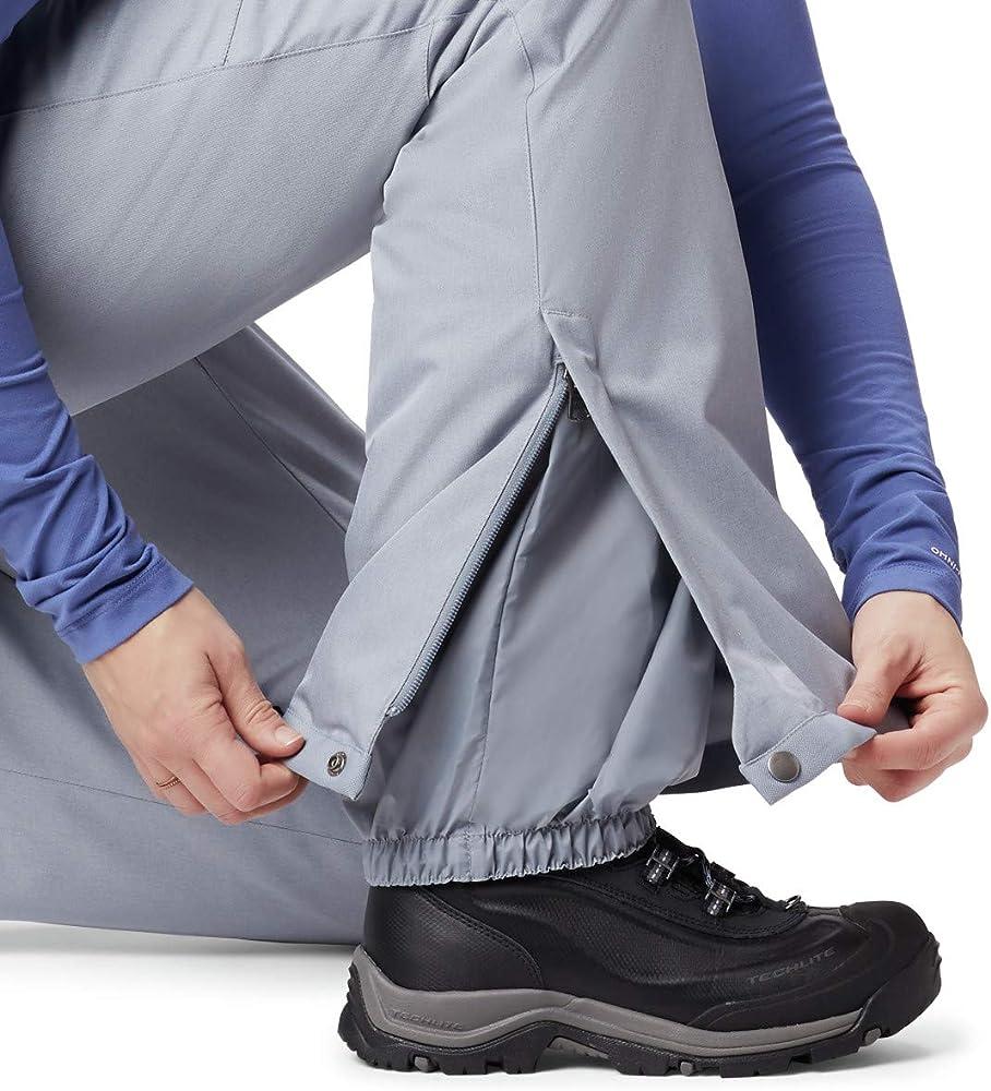 Amazon Com Columbia Wildside Pantalon Para Mujer Tradewinds Gris Heather X Small Regular Clothing