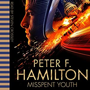 Misspent Youth Audiobook