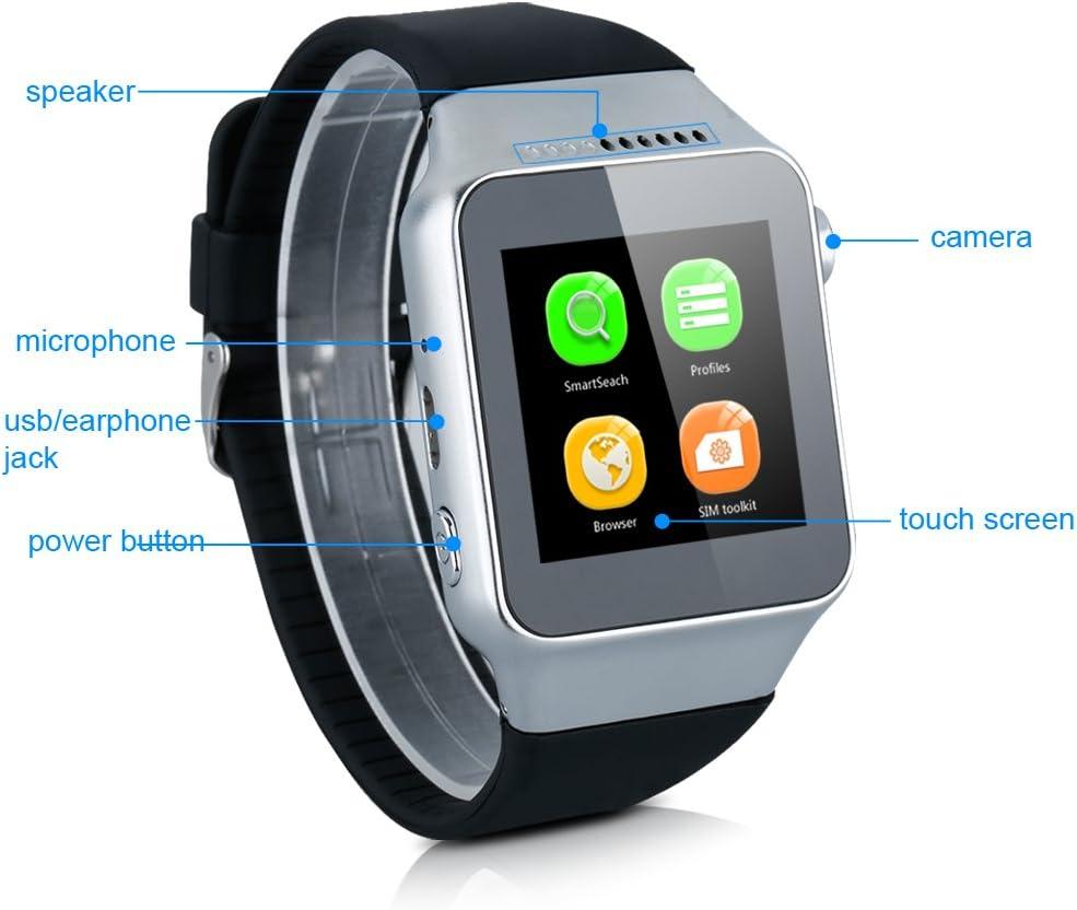 Excelvan S39 - Smartwatch (1.54