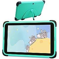 Tablet Niños de 8 Pulgadas, Android 11 Tablet Niños con ROM de 32GB, Pantalla Full HD 1080P Quad-Core Android 11 WiFi…