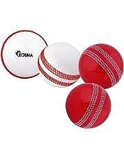 Kosma-set diWind Ball Cricket Ball   Morbide Palle da Allenamento   Sport & Attività all'aperto.