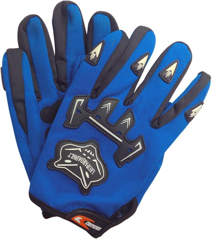 Leopard Adult /& Child Kids MX Motocross Gloves Dirty Bike Quad Motorcycle Motorbike Gloves