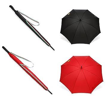 2015 Scuderia Ferrari F1 paraguas grande (tamaño Golf) Original de mercancías.