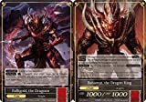 Force of Will Falltgold, The Dragoon // Bahamut, The Dragon King TAT-026 R