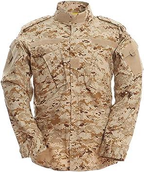 Noga - Traje de chaqueta y pantalón de camuflaje, de combate, de ...