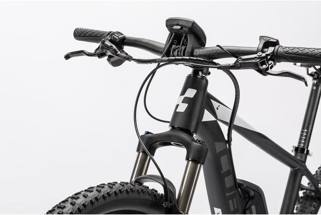 Bicicleta eléctrica CUBE Reaction Hybrid HPA Pro 400 2016-17 29 ...