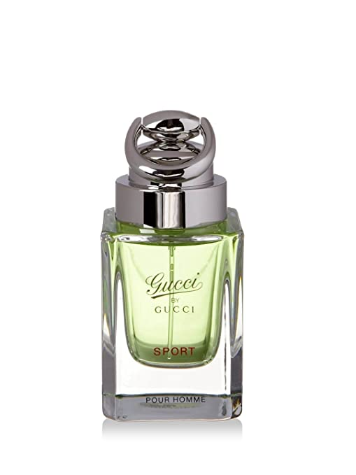 c1bd1c723 Buy Gucci Sport Eau De Toilette Spray for Men, 90ml Online at Low Prices in  India - Amazon.in