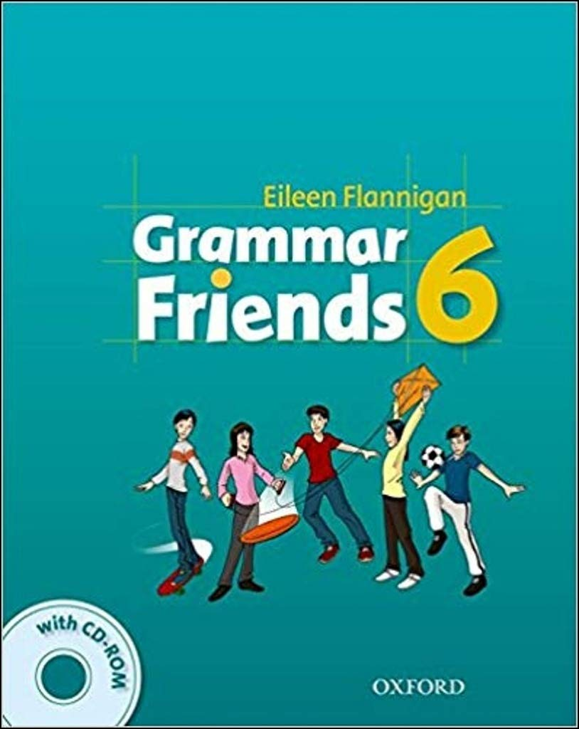 Grammar Friends: 6: Student's Book with CD-ROM Pack pdf