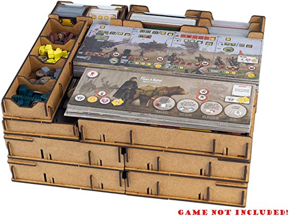 docsmagic.de Organizer Insert for Scythe Legendary Box - Encarte: Amazon.es: Juguetes y juegos
