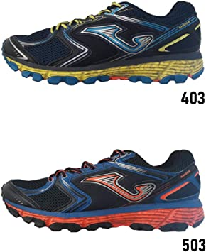 Joma - TK.SHOCK 503 NAVY TK.SHOS-503 - R417 - 43: Amazon.es ...