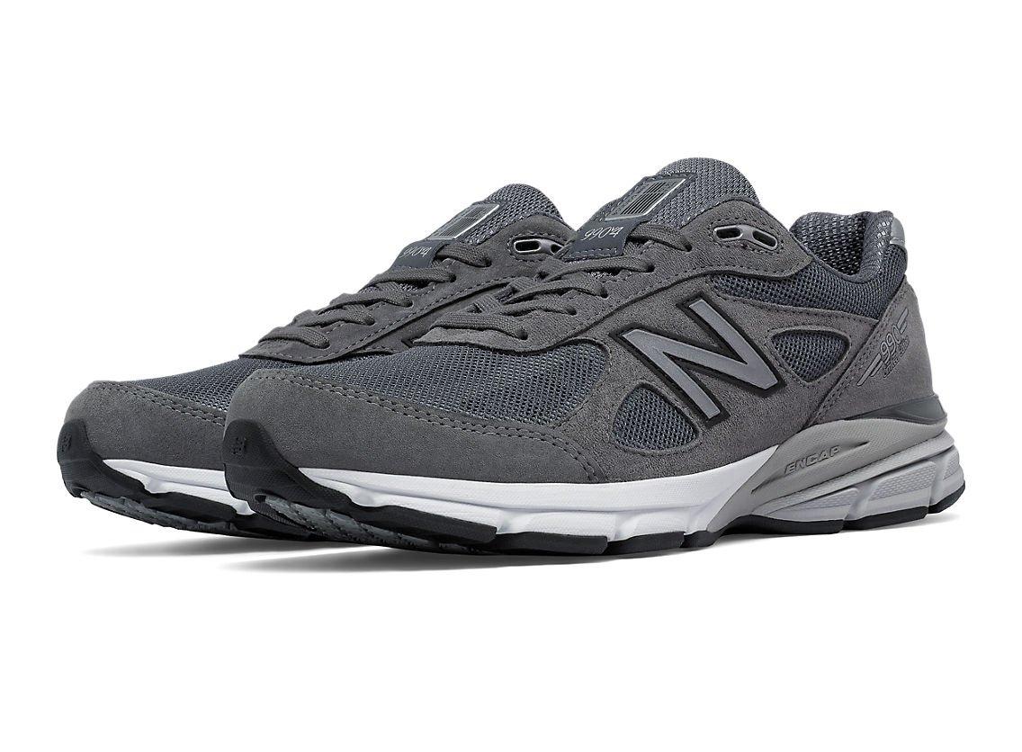 New Balance Men's M990GLE4 Running Shoes, Dark Grey, 7 D US by New Balance (Image #1)