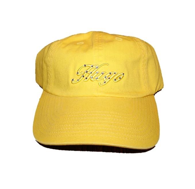 Hugo Boss - Gorra de béisbol - para mujer amarillo amarillo ...