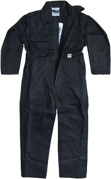 Child Kids Children Boys Girls Boiler suit Overalls Coverall Boiler Suit 2-14 Years