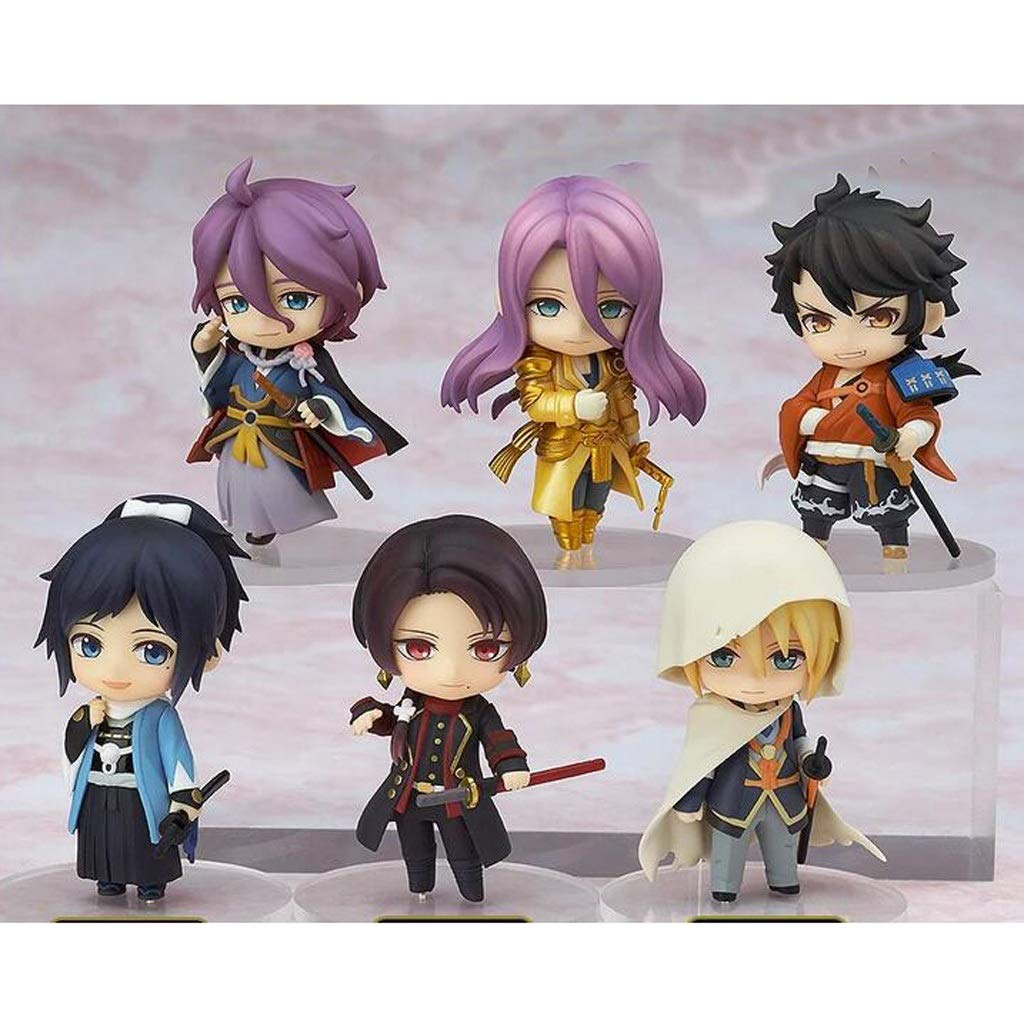 SYFO Toy Statue Toy Model Cartoon Character Souvenir Crafts   6cm8cm Anime model