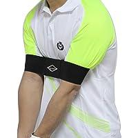 Pro Golf Swing Arm Band Training Aid for Golf Beginners, Unisex Blue/Black