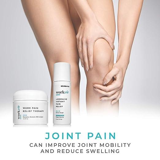 Amazon.com: workvie sistema de terapia de alivio del dolor ...