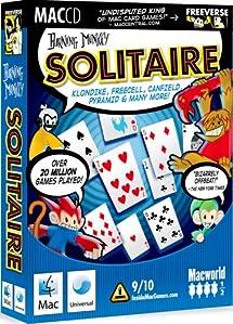 Burning Monkey Solitaire 4.0 - Mac