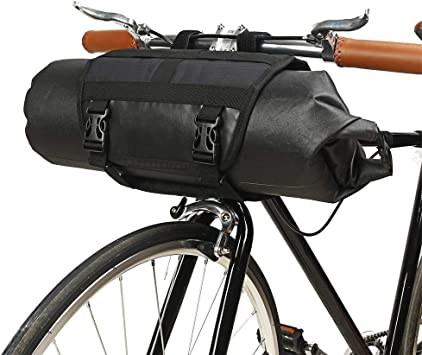 Bolsa de manillar de bicicleta, Bolsa de almacenamiento del marco ...