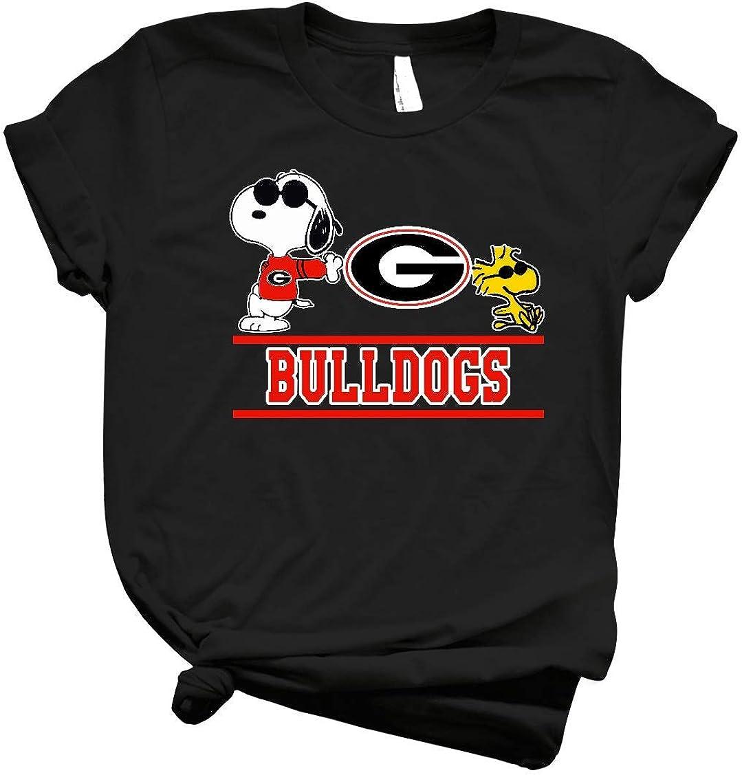 NCAA Georgia Bulldogs T-Shirt V2