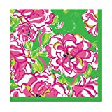 Lilly Pulitzer Cocktail Napkins - Lucky Charms
