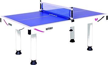 Mini de mesa tenis de mesa la Sunflex Mesa de Tenis de Mesa Mini