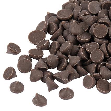 Pura Semi-Sweet 4M Mini Chocolate Baking Chips 25 lb: Amazon ...