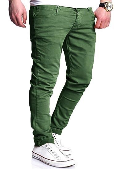 Lantch - Pantalones Chinos para Hombre, Pantalones Largos: Amazon ...