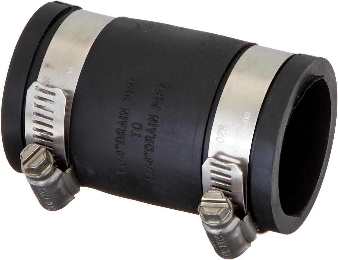 Fernco P1056-125 1-1/4-Inch Stock Coupling