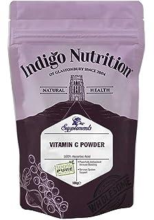 Polvo de vitamina C (ácido ascórbico) - 100g