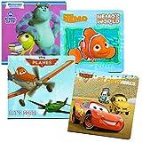 Disney® Favorites Board Books - Planes, Finding Nemo, Cars, Monsters University (Set of 4)
