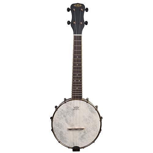 Kala KA-BJN-BKC Concert Banjo Ukulele