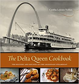 Cynthia LeJeune Nobles Reads, Writes, Reviews, and Edits Cookbooks