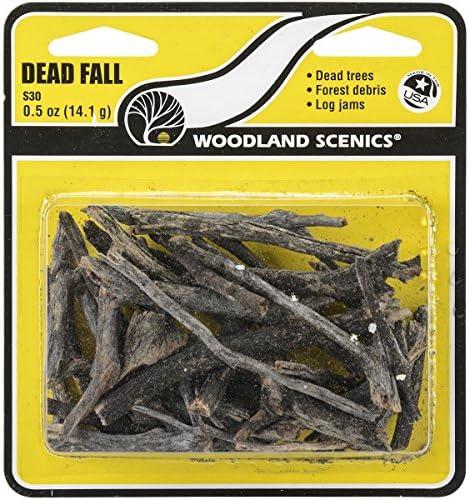 Woodland Scenics ウッドランド WS30 H0 1/87 木/樹木