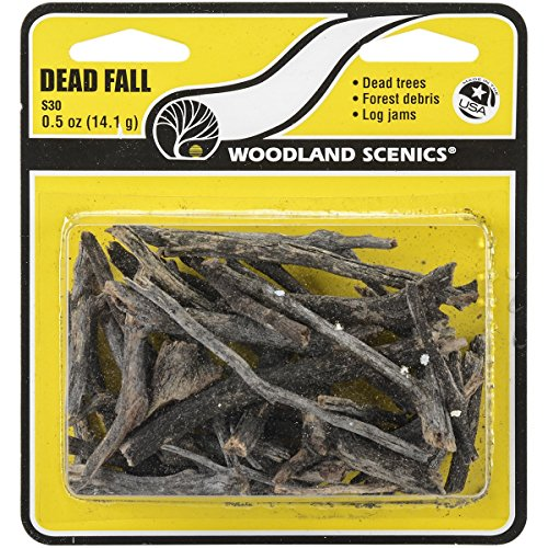 Dead Fall Branches .5oz- 1/pkg