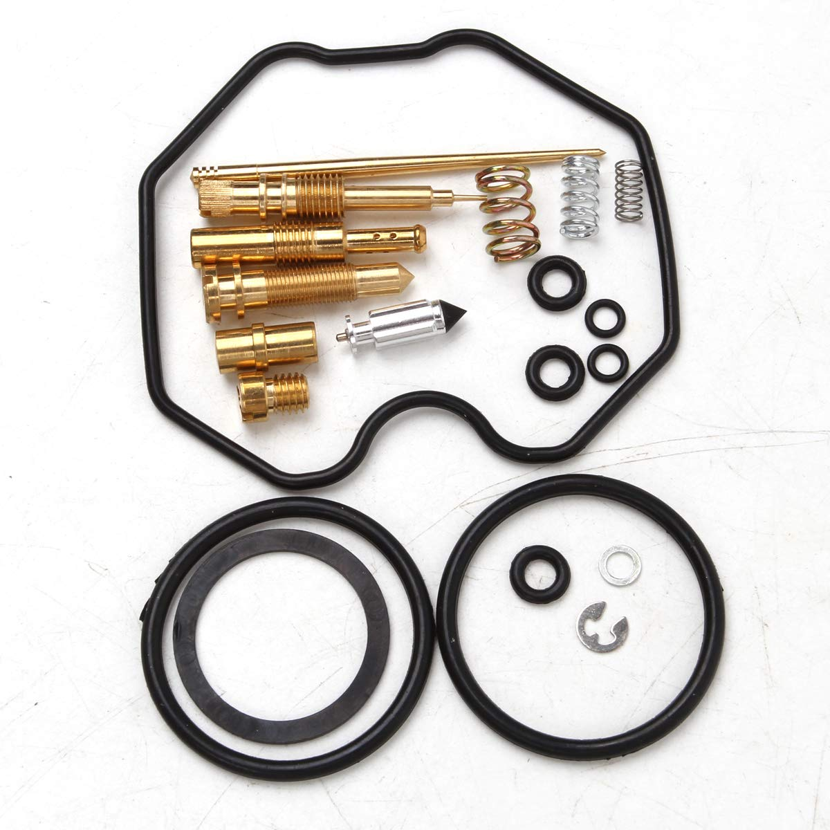 TRX250EX Repair Carburetor Rebuild Kit for 2001-2005 Honda RUHUO