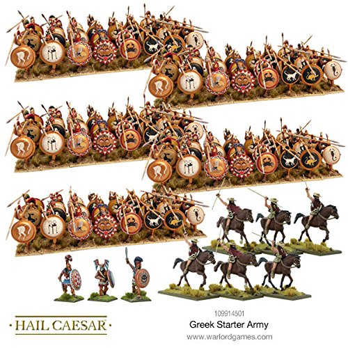 Warlord Games, Hail Caesar - Greek Starter Army