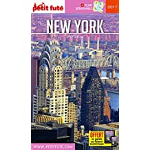 NEW YORK 2017 + PLAN DÉTACHABLE