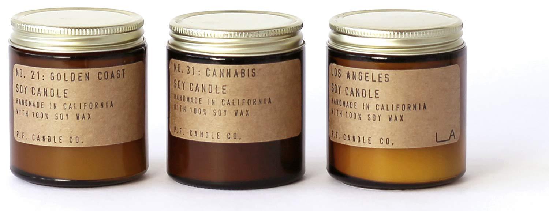 P.F. Candle Co.. - Sunshine Pack Mini Gift Set
