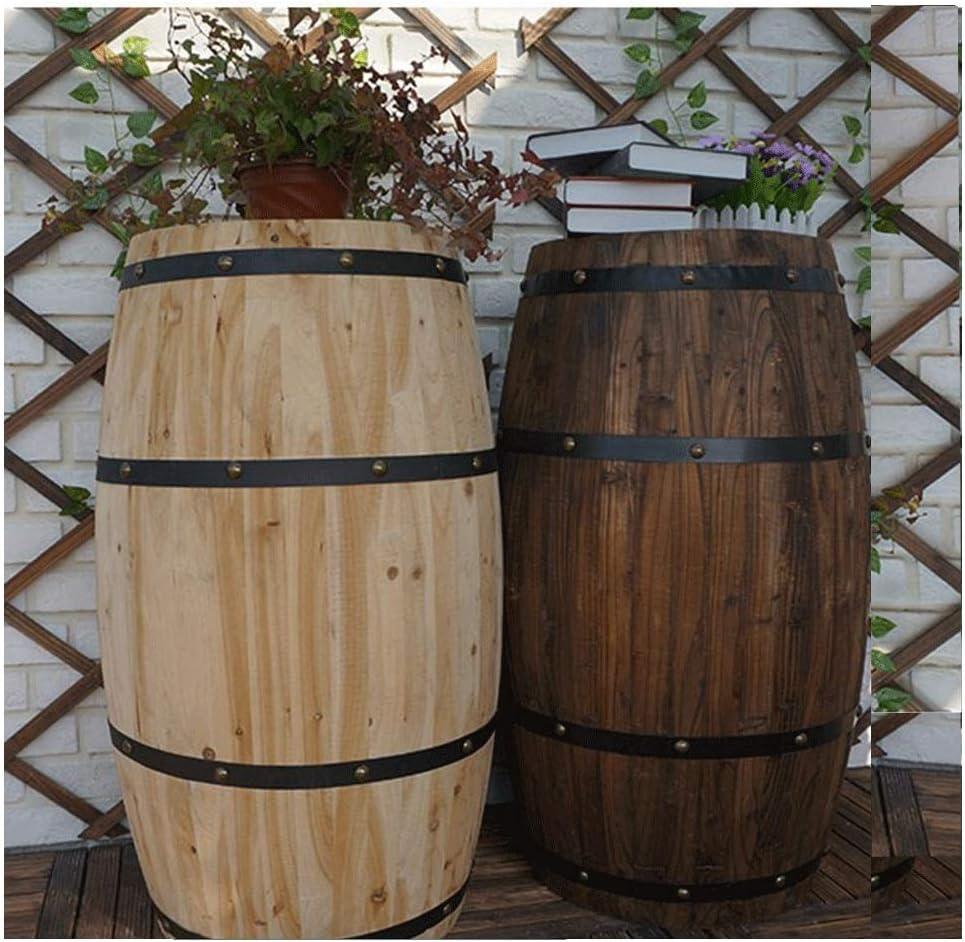 Barril de Roble Barril de Vino de madera Barricas de roble, resina y grifos metálicos almacenan vino y licores.Variedad de capacidades, barriles de vino de roble, cerveza, barriles de vino, bares, ado