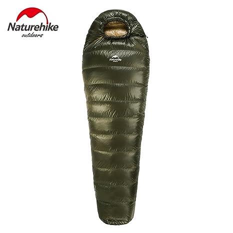 Naturehike mamá Pato Abajo del Saco de Dormir para IR de excursión Acampar Viajar NH15D800-